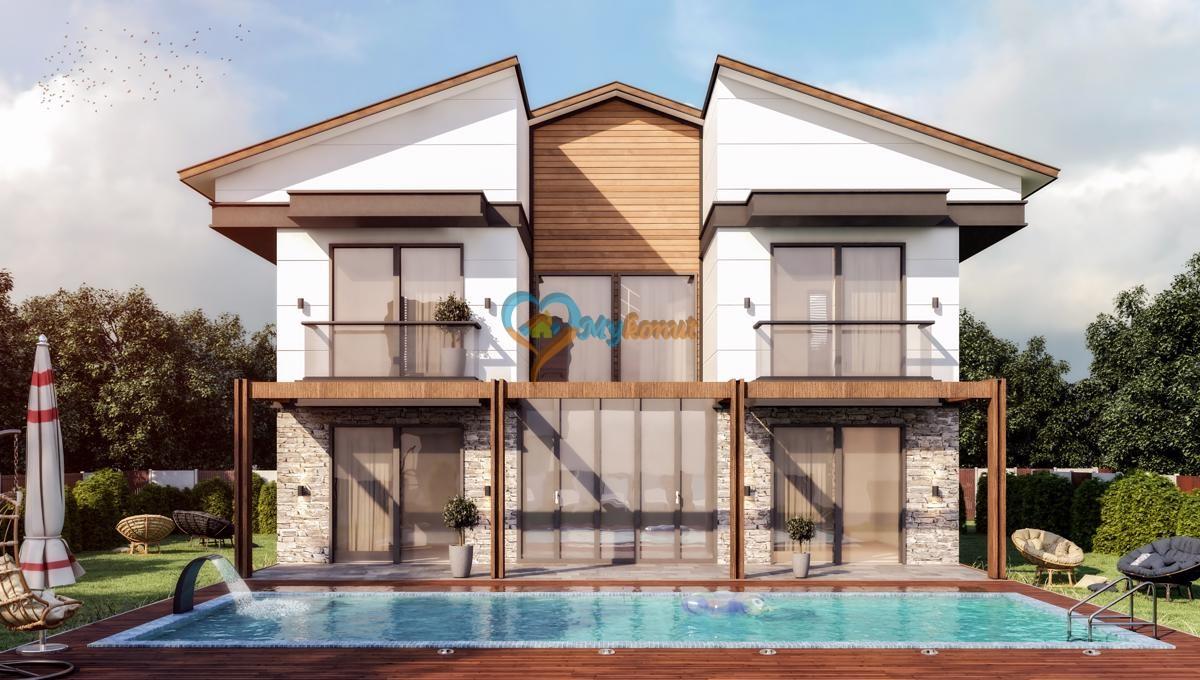 Luxury Can Villa