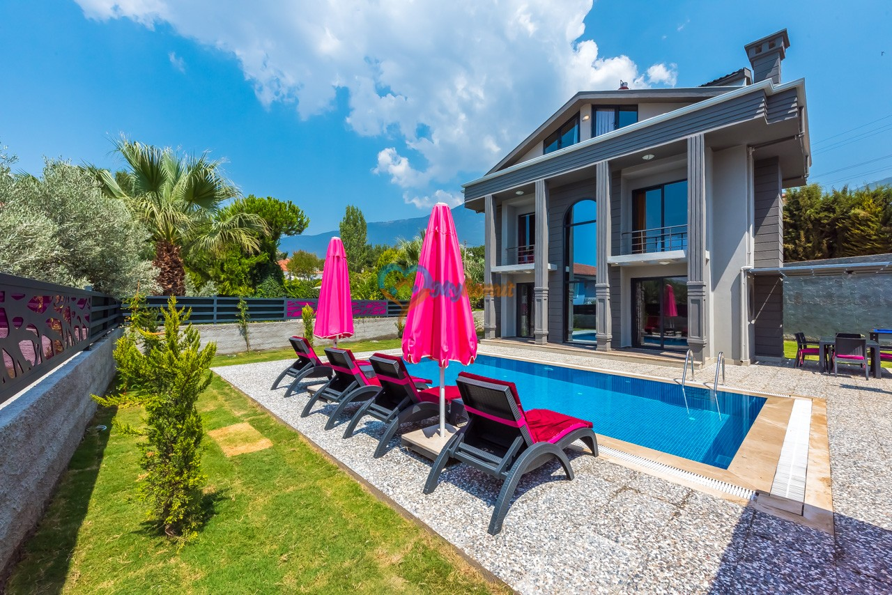 Luxury AslanEvi Villa