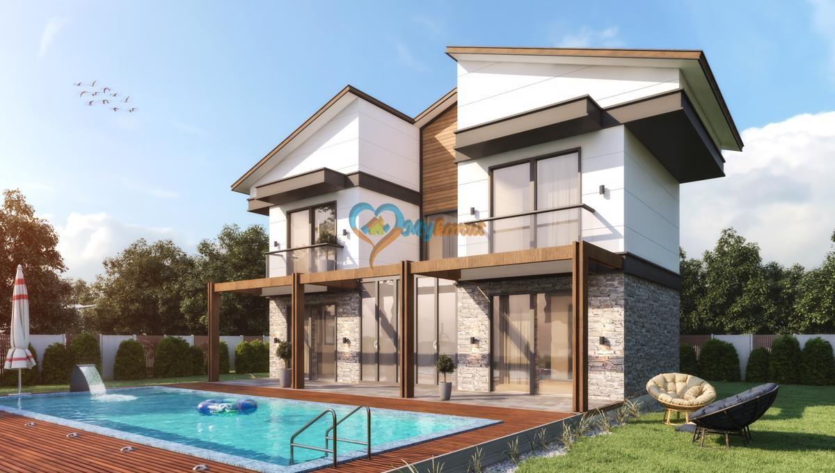 Can Villa 4+1 Ovacik satilik @mykonut oludeniz (2)