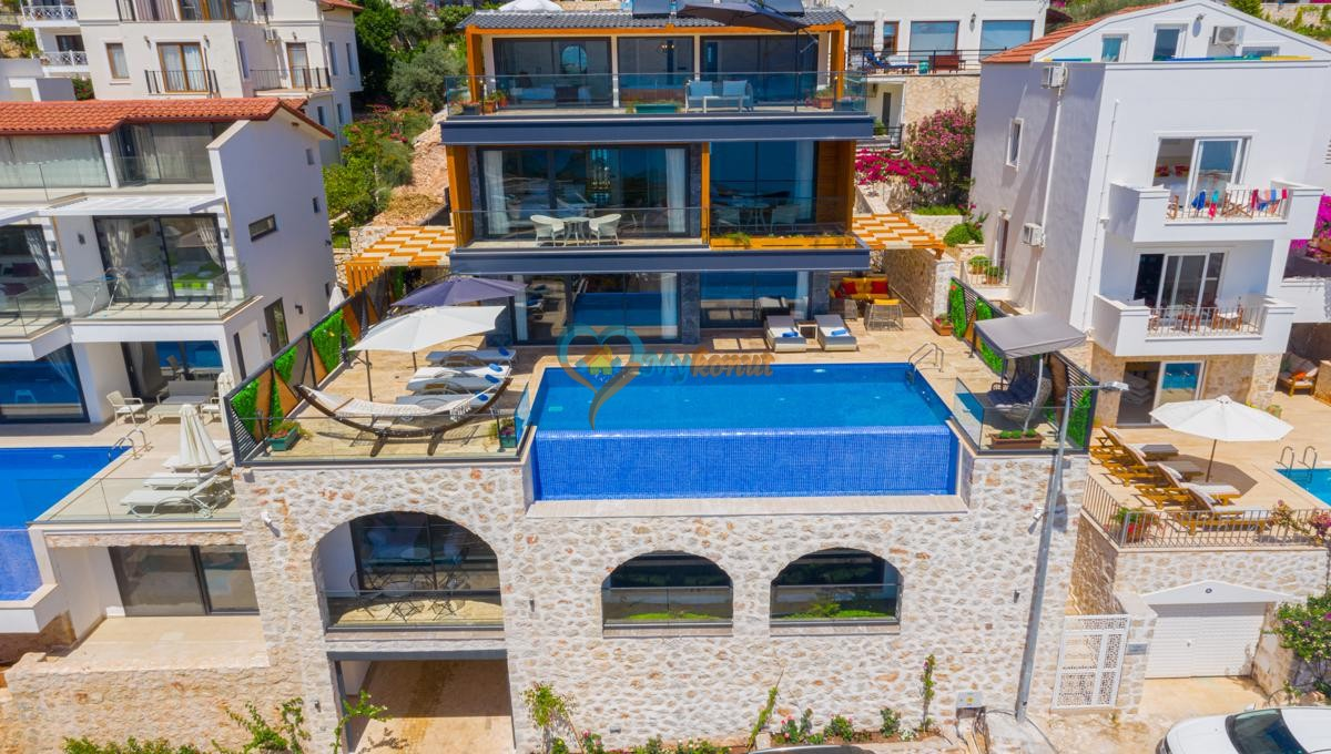 Kalkan satilik villa @mykonut for sale 4+2 (16)