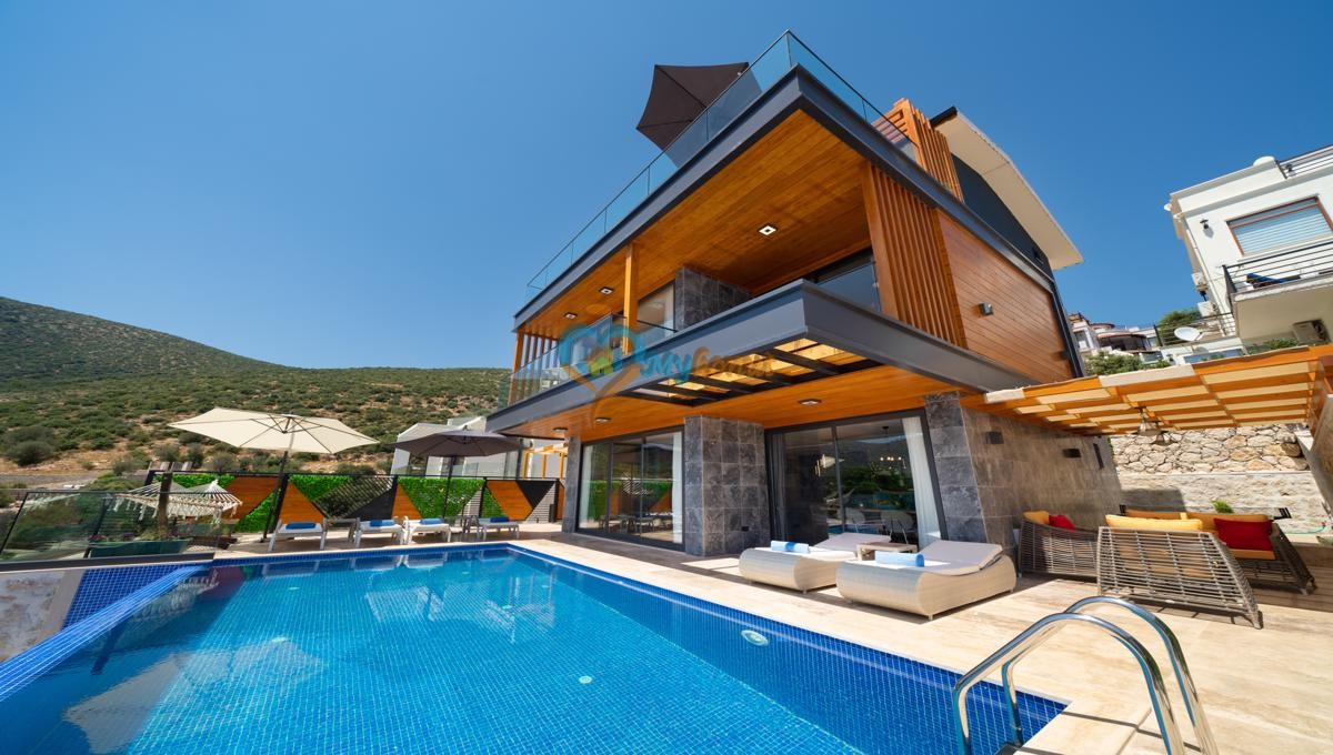 Kalkan satilik villa @mykonut for sale 4+2 (19)