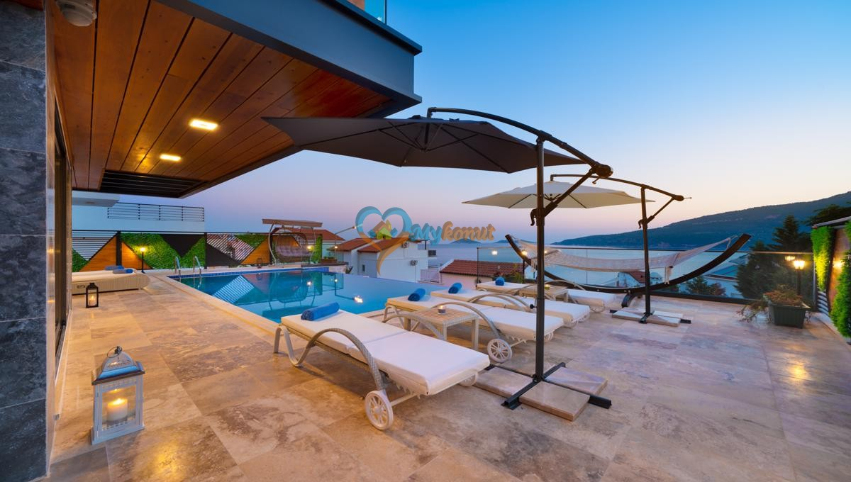 Kalkan satilik villa @mykonut for sale 4+2 (20)