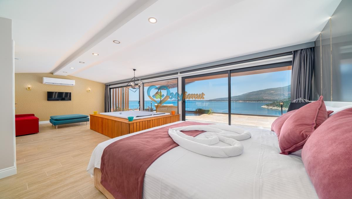 Kalkan satilik villa @mykonut for sale 4+2 (26)