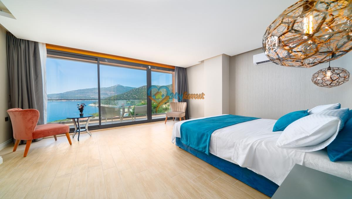 Kalkan satilik villa @mykonut for sale 4+2 (29)