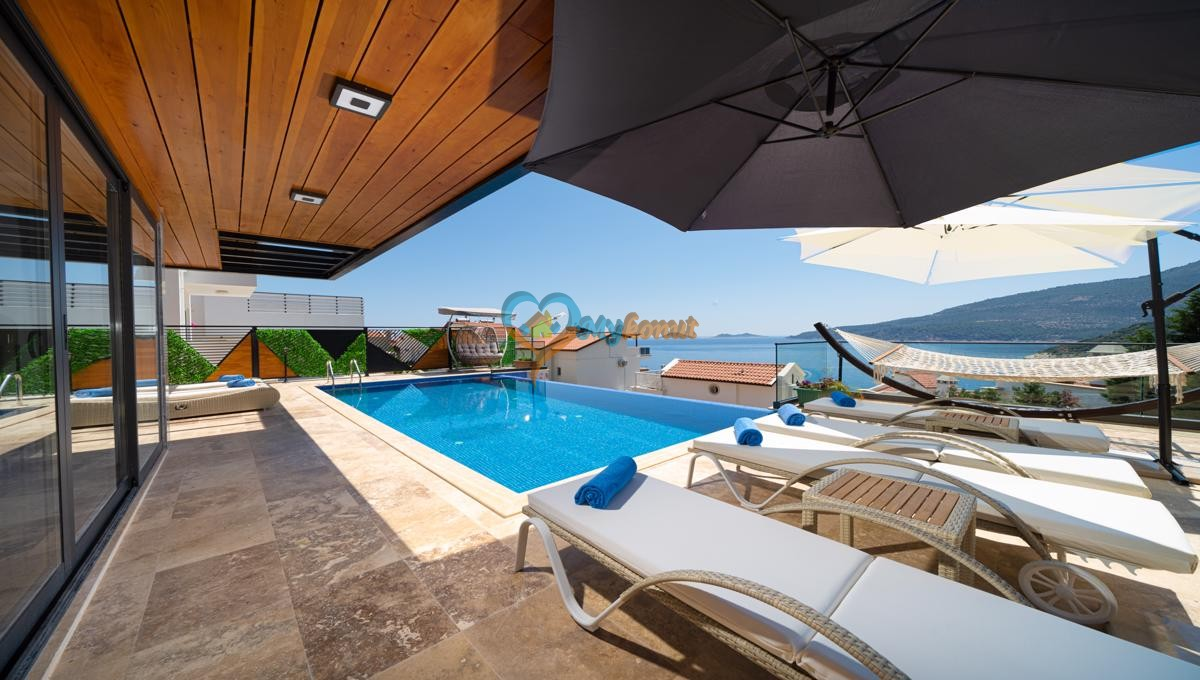 Kalkan satilik villa @mykonut for sale 4+2 (46)