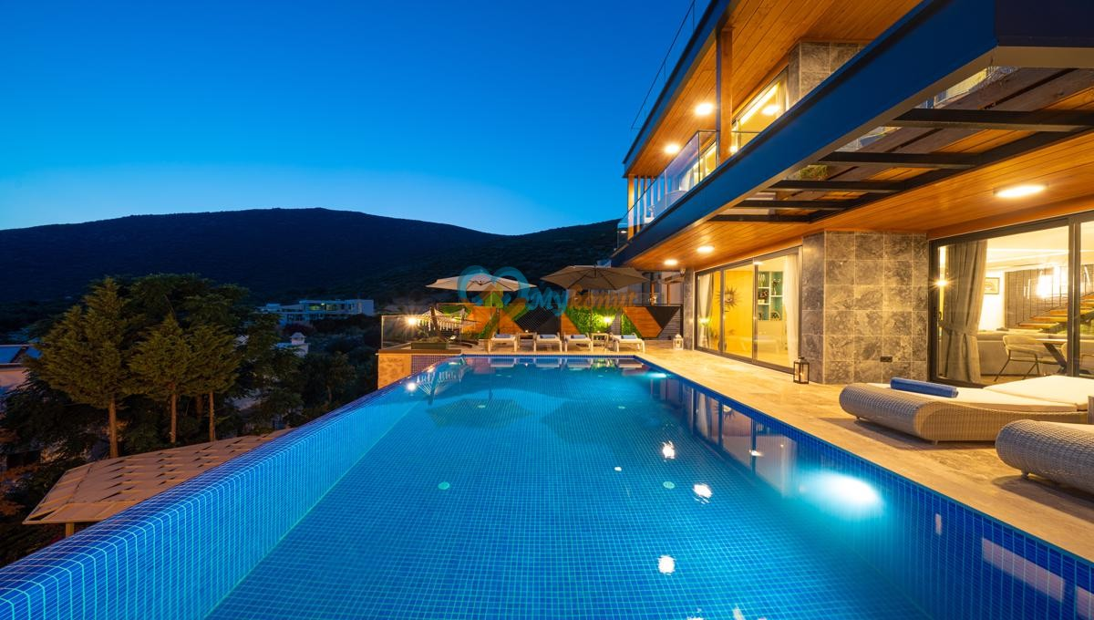 Kalkan satilik villa @mykonut for sale 4+2 (8)
