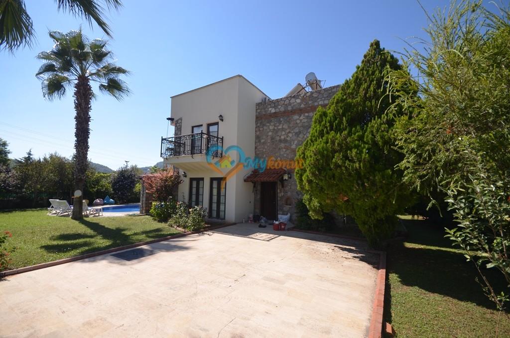 Okulyani villa satilik @mykonut 3+1 oludeniz (20)