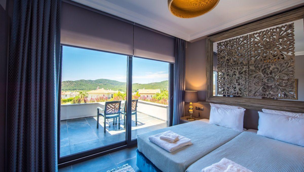 Villa Cemre 3+1 @mykonut satilik oludeniz (21)