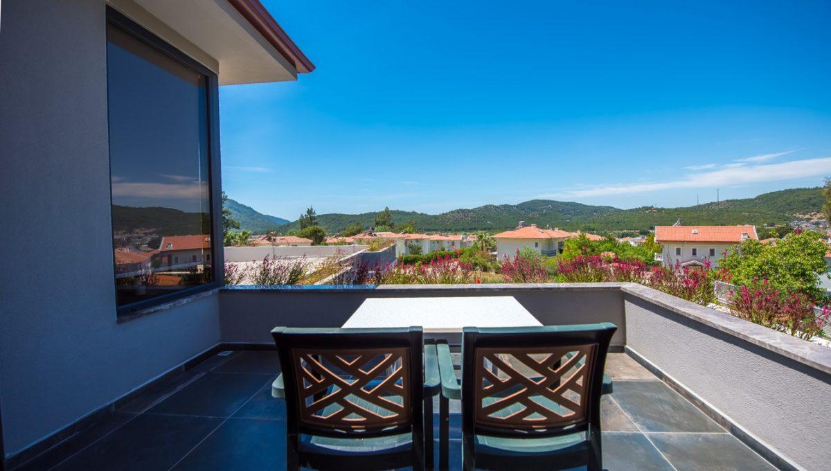 Villa Cemre 3+1 @mykonut satilik oludeniz (24)