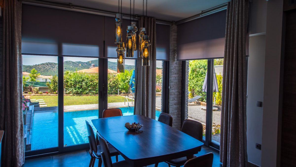 Villa Cemre 3+1 @mykonut satilik oludeniz (25)