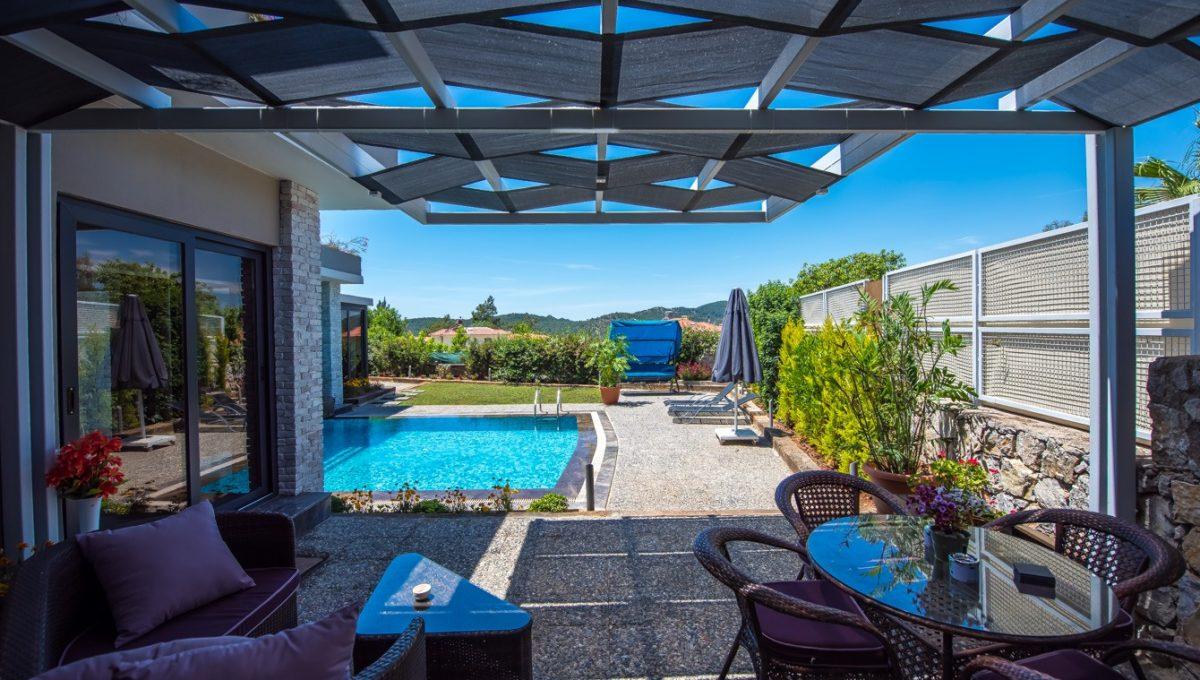 Villa Cemre 3+1 @mykonut satilik oludeniz (27)