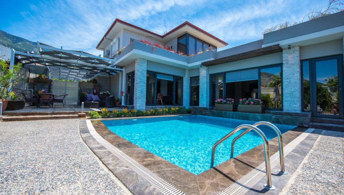 Villa Cemre 3+1 @mykonut satilik oludeniz (3)