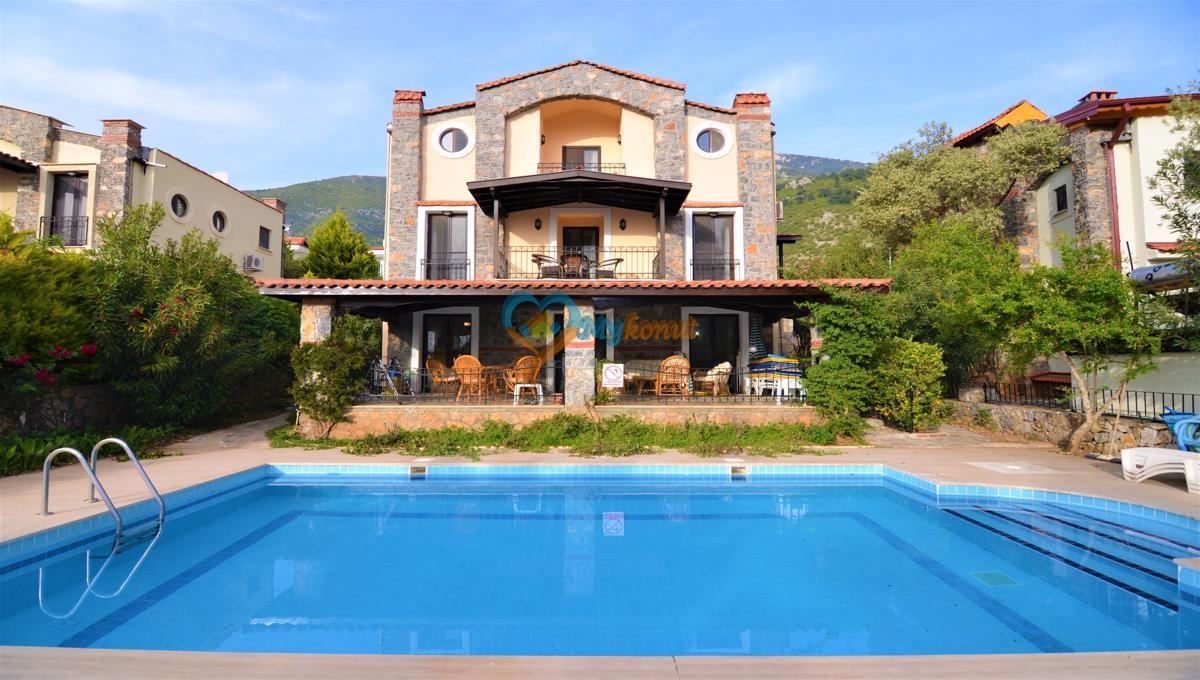 Xantos 5+1 satilik for sale @mykonut oludeniz villa fethiye (2)