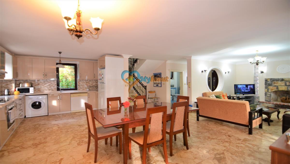 Xantos 5+1 satilik for sale @mykonut oludeniz villa fethiye (24)