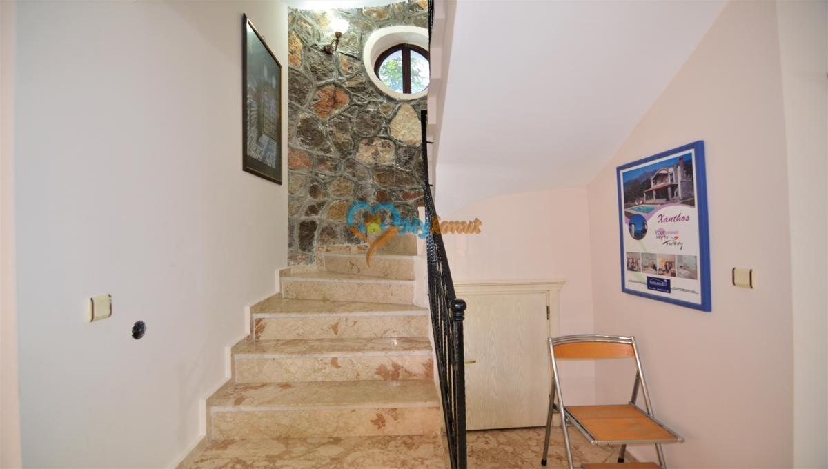Xantos 5+1 satilik for sale @mykonut oludeniz villa fethiye (25)