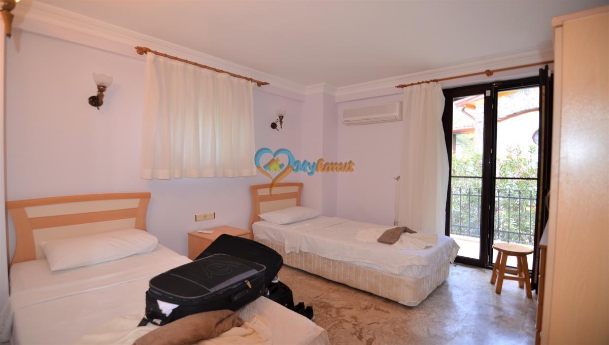 Xantos 5+1 satilik for sale @mykonut oludeniz villa fethiye (27)