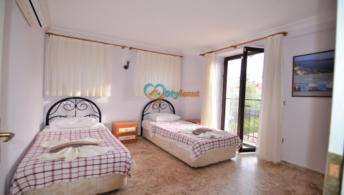 Xantos 5+1 satilik for sale @mykonut oludeniz villa fethiye (28)