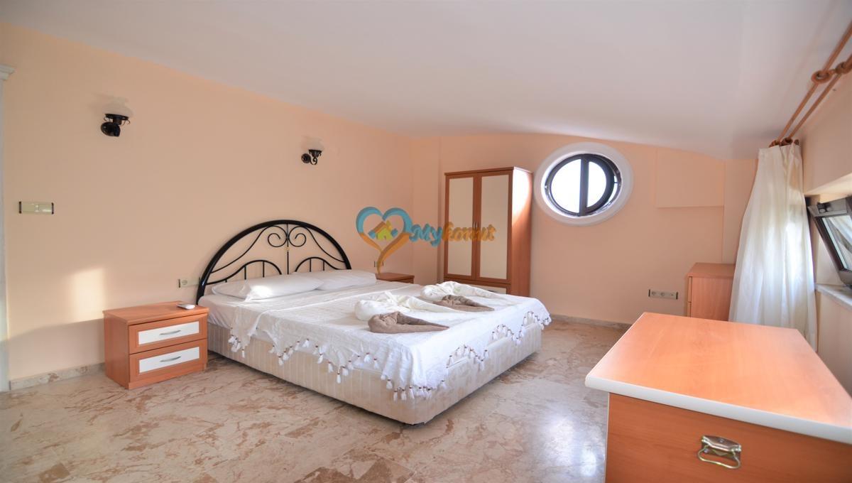 Xantos 5+1 satilik for sale @mykonut oludeniz villa fethiye (44)