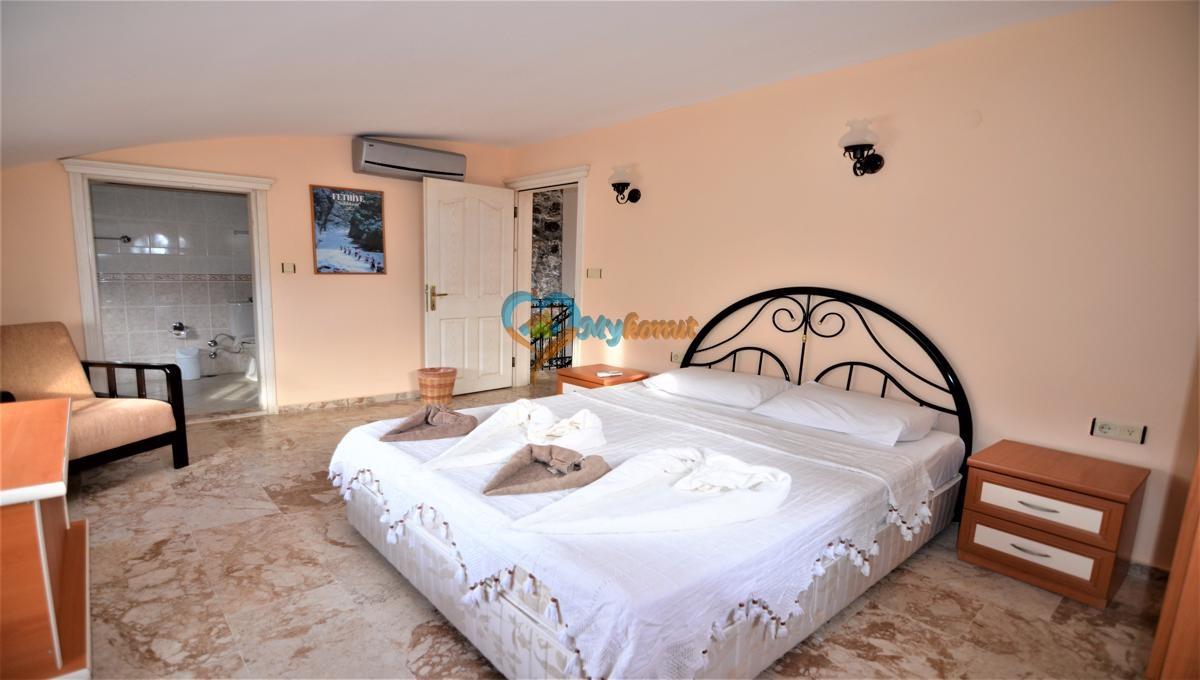 Xantos 5+1 satilik for sale @mykonut oludeniz villa fethiye (45)
