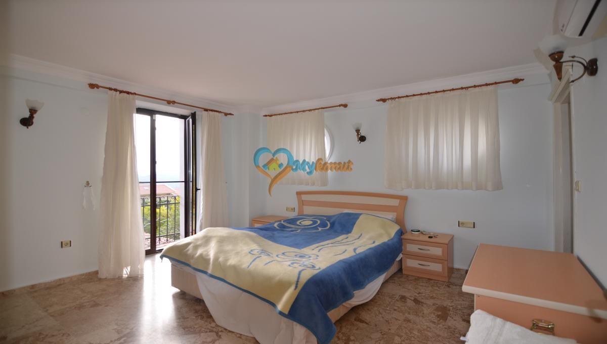 Xantos 5+1 satilik for sale @mykonut oludeniz villa fethiye (46)