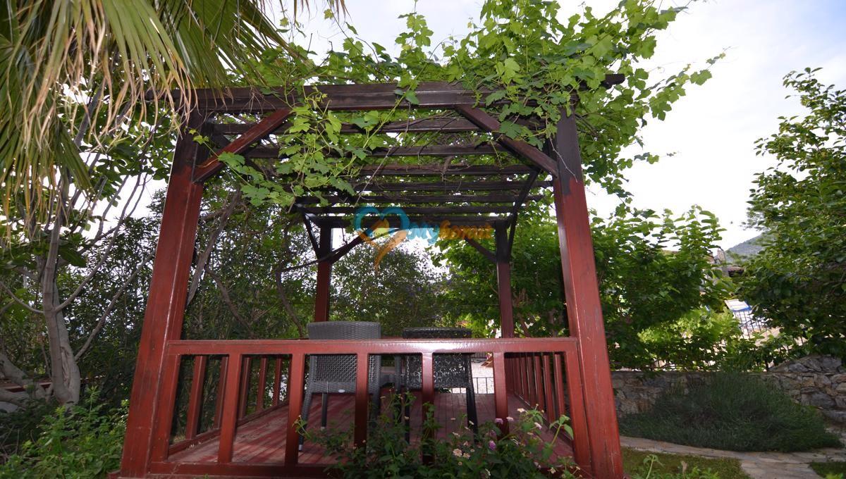 Xantos 5+1 satilik for sale @mykonut oludeniz villa fethiye (8)