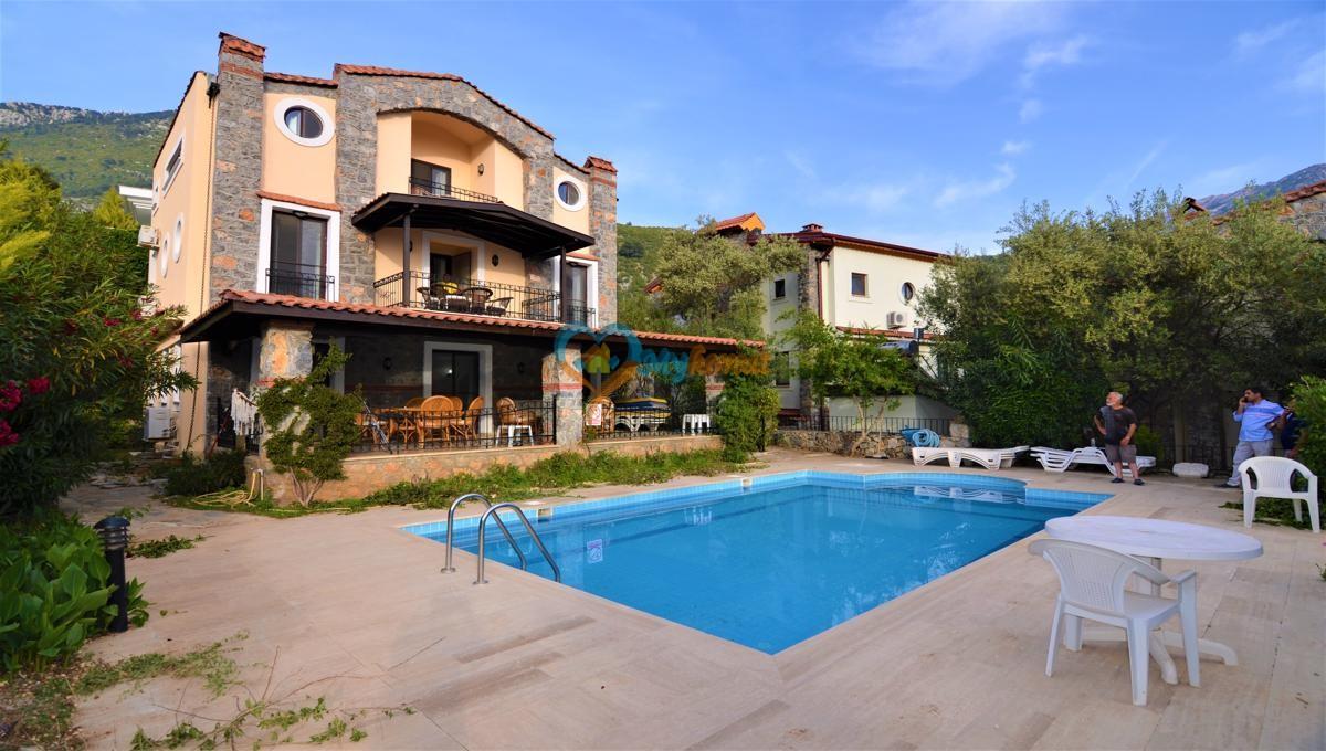 Xantos 5+1 satilik for sale @mykonut oludeniz villa fethiye (9)