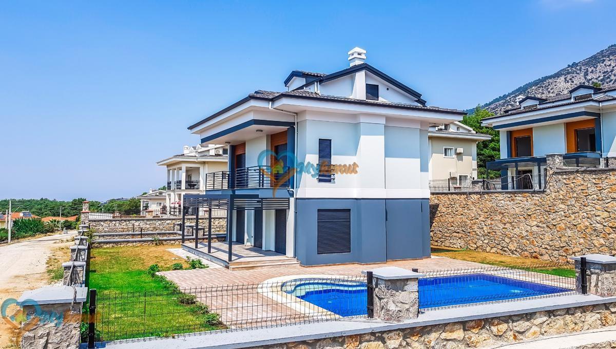 Fethiye Ovacık'ta Satılık Villa