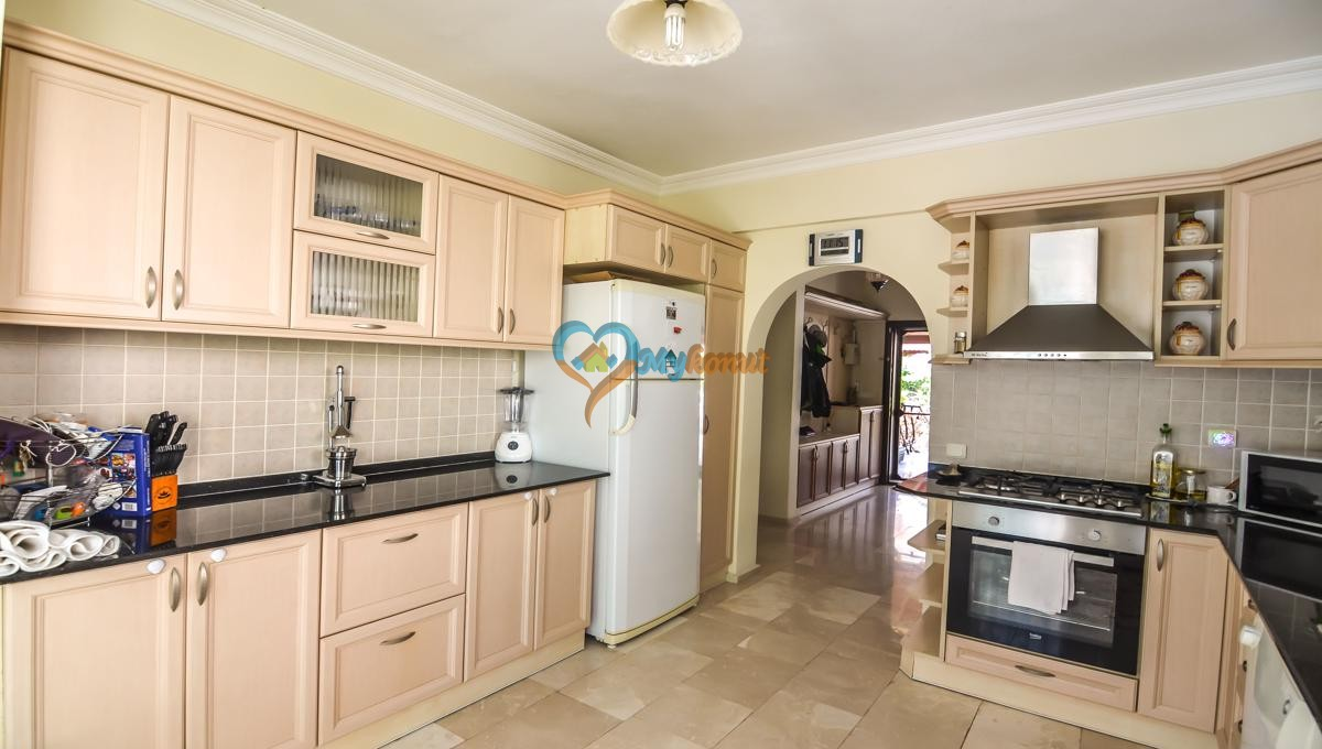Cockman villa for sale satilik fethiye 4+1 @mykonut (10)