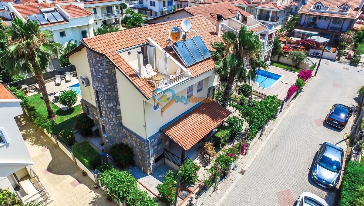Cockman villa for sale satilik fethiye 4+1 @mykonut (15)