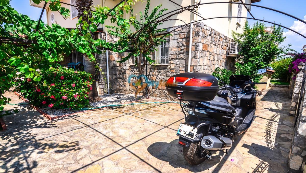 Cockman villa for sale satilik fethiye 4+1 @mykonut (27)