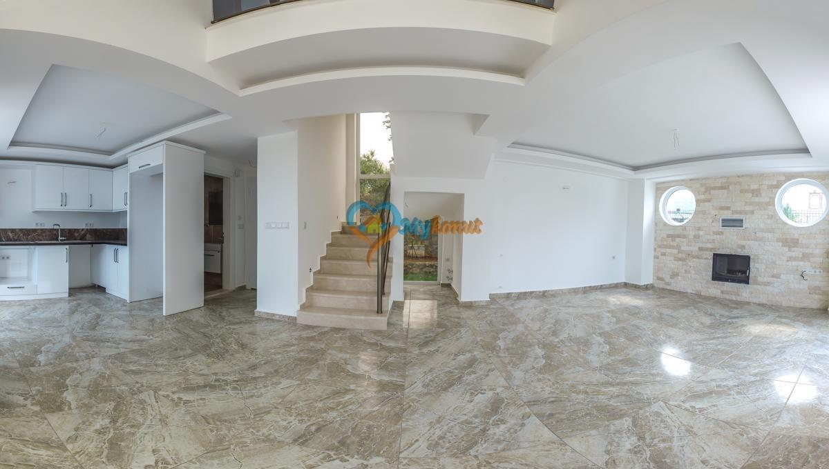 Pearl Villa for sale satilik oludeniz @mykonut fethiye 4+1 (20)