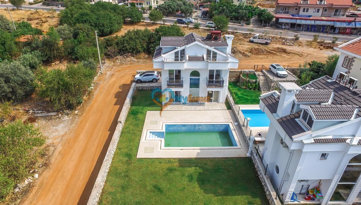 Pearl Villa for sale satilik oludeniz @mykonut fethiye 4+1 (22)