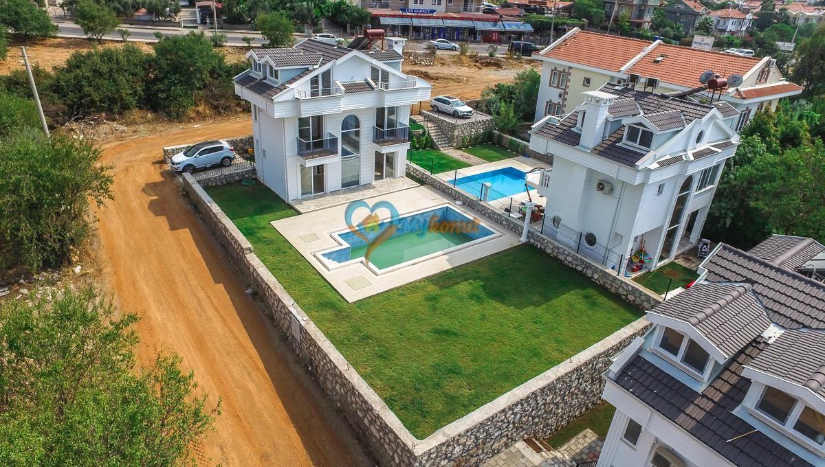 Pearl Villa for sale satilik oludeniz @mykonut fethiye 4+1 (23)