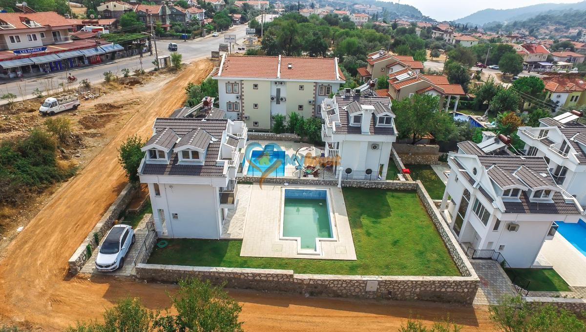 Pearl Villa for sale satilik oludeniz @mykonut fethiye 4+1 (24)