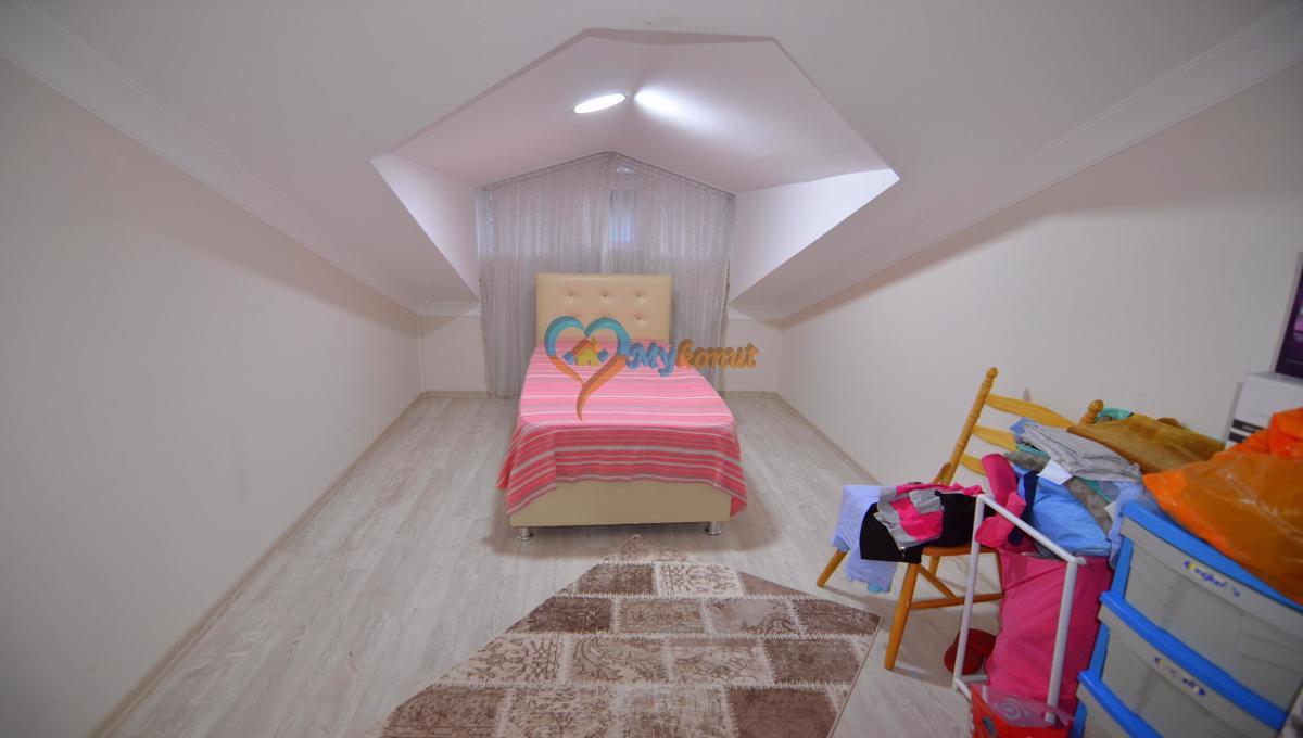 patlangıç mh.6+1 çatı dubleks satılık (16)-