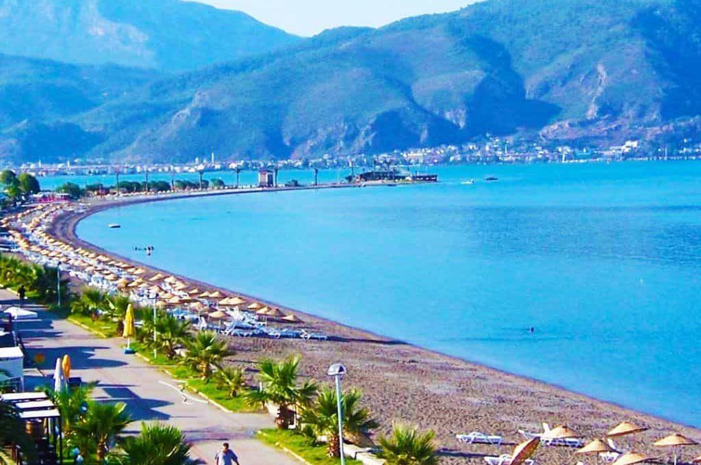 Fethiye-Calis-Plaji-Beach