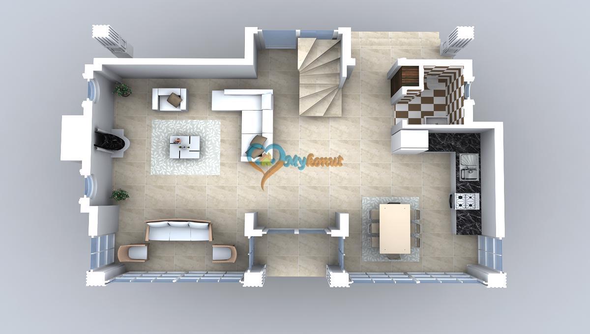 ölüdeniz hisarönünde 4+1 satılık villa (9)-1200x680