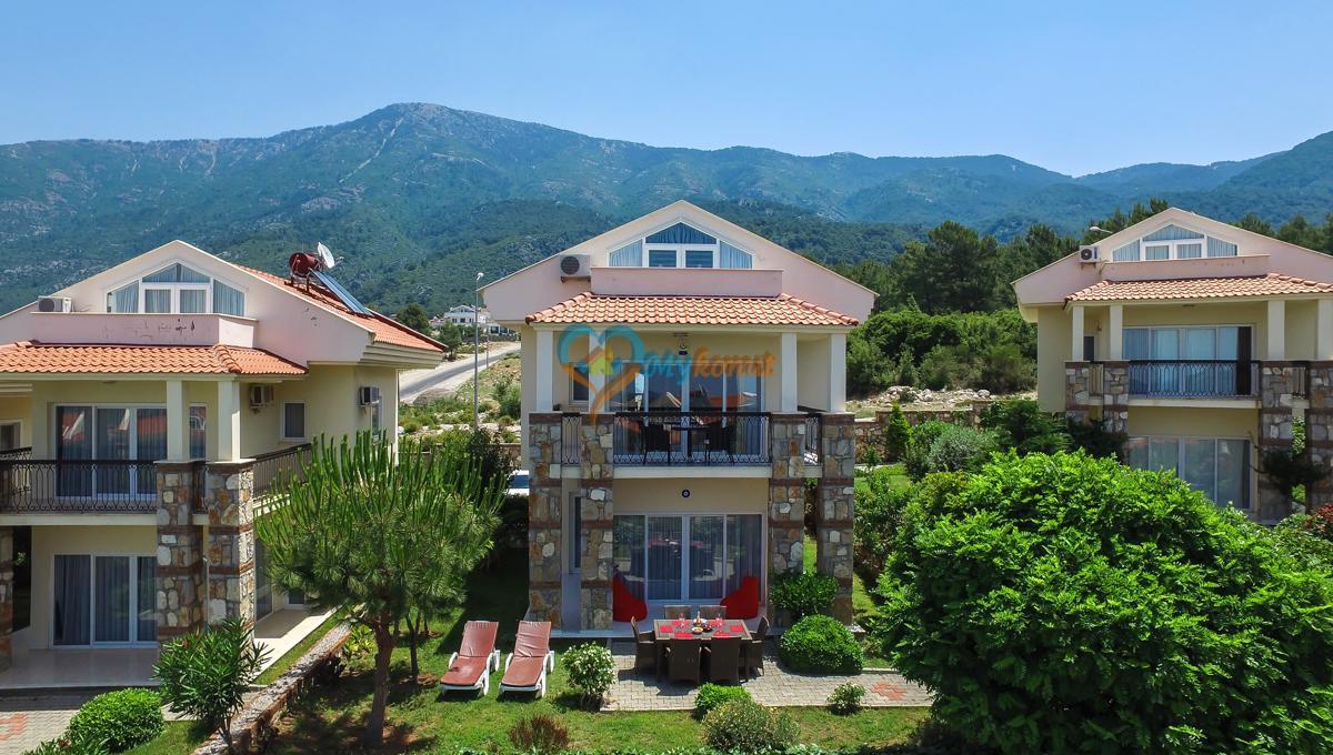 Mykonut'tan Ölüdeniz'de SATILIK 3+1 FIRSAT Villa