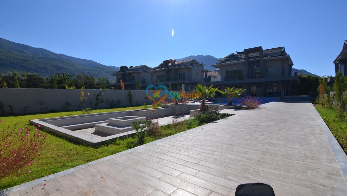 ölüdenizde satılık modern 4+1 villa (1)