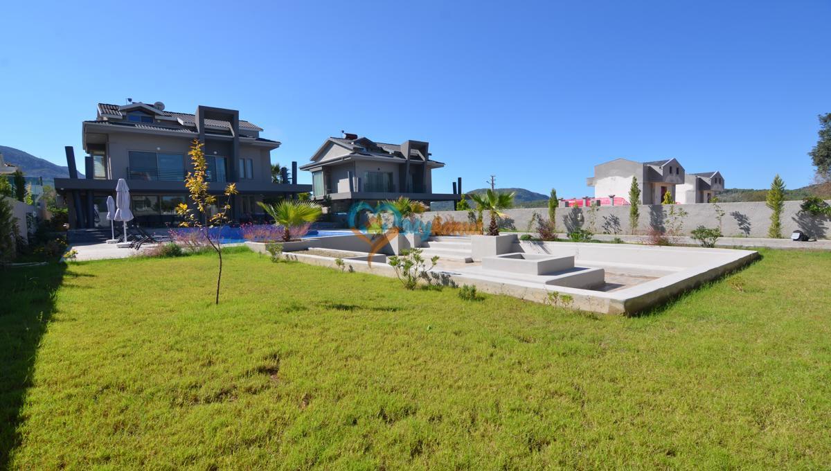 ölüdenizde satılık modern 4+1 villa (2)