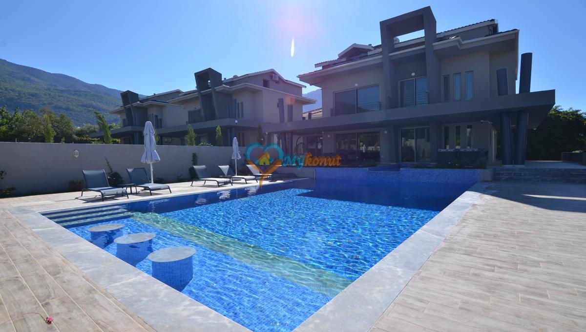 ölüdenizde satılık modern 4+1 villa (5)