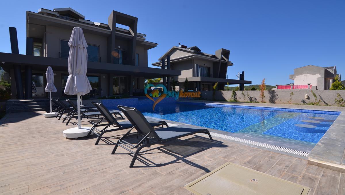 ölüdenizde satılık modern 4+1 villa (9)