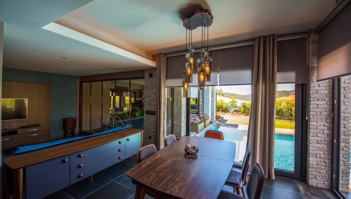 Villa Cemre 3+1 @mykonut satilik oludeniz (15)