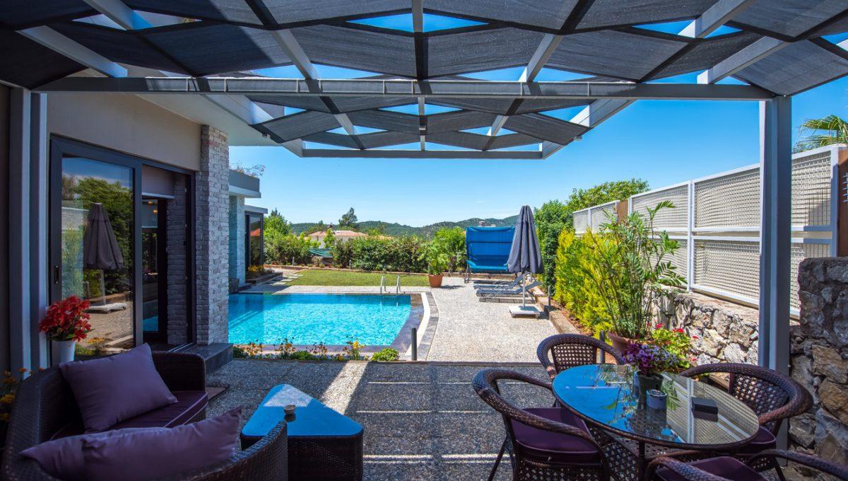 Villa Cemre 3+1 @mykonut satilik oludeniz (6)