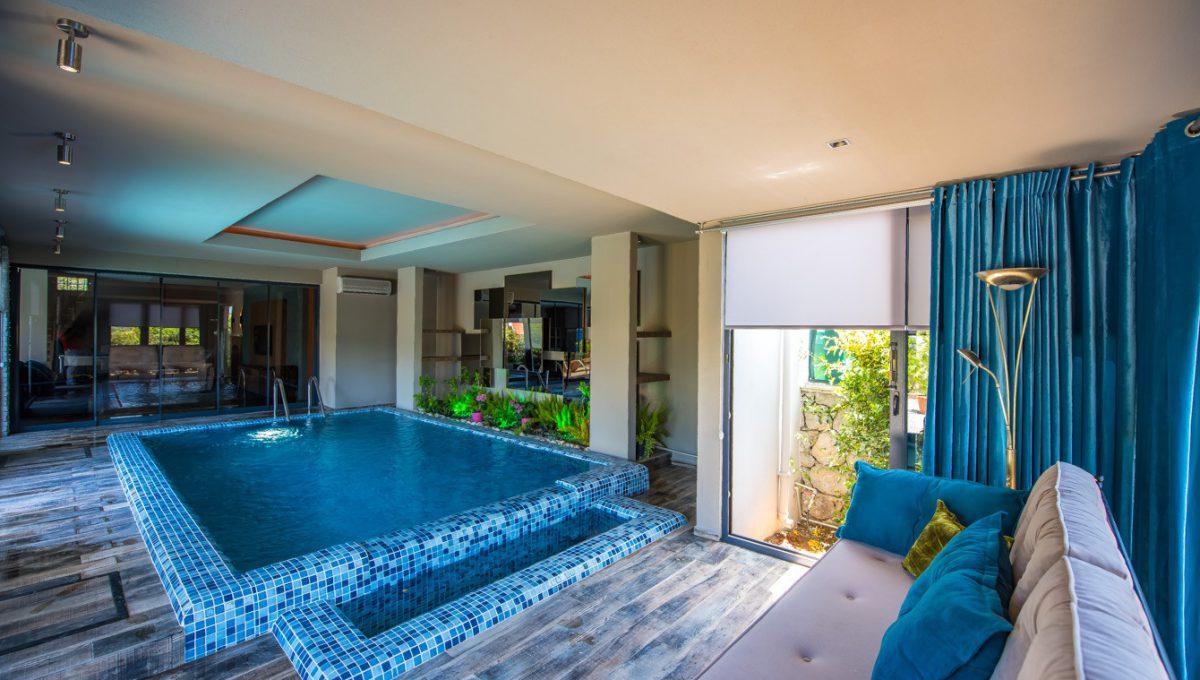 Villa Cemre 3+1 @mykonut satilik oludeniz (7)