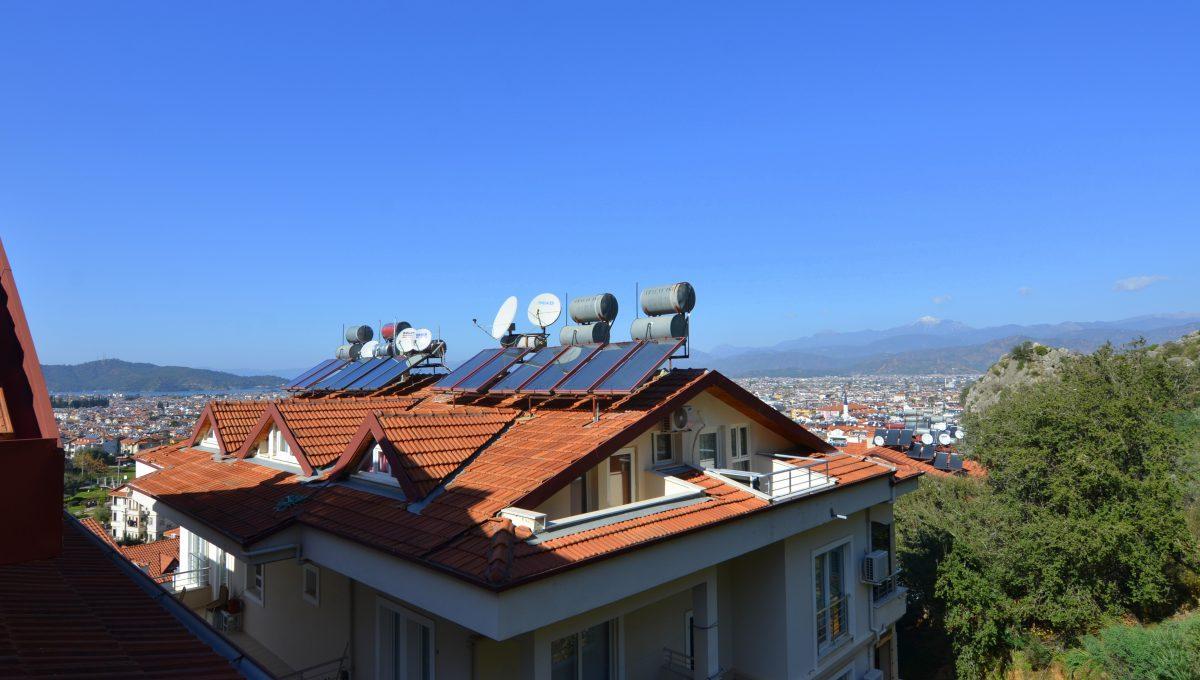 ahatta çatı dubleks daire (28)