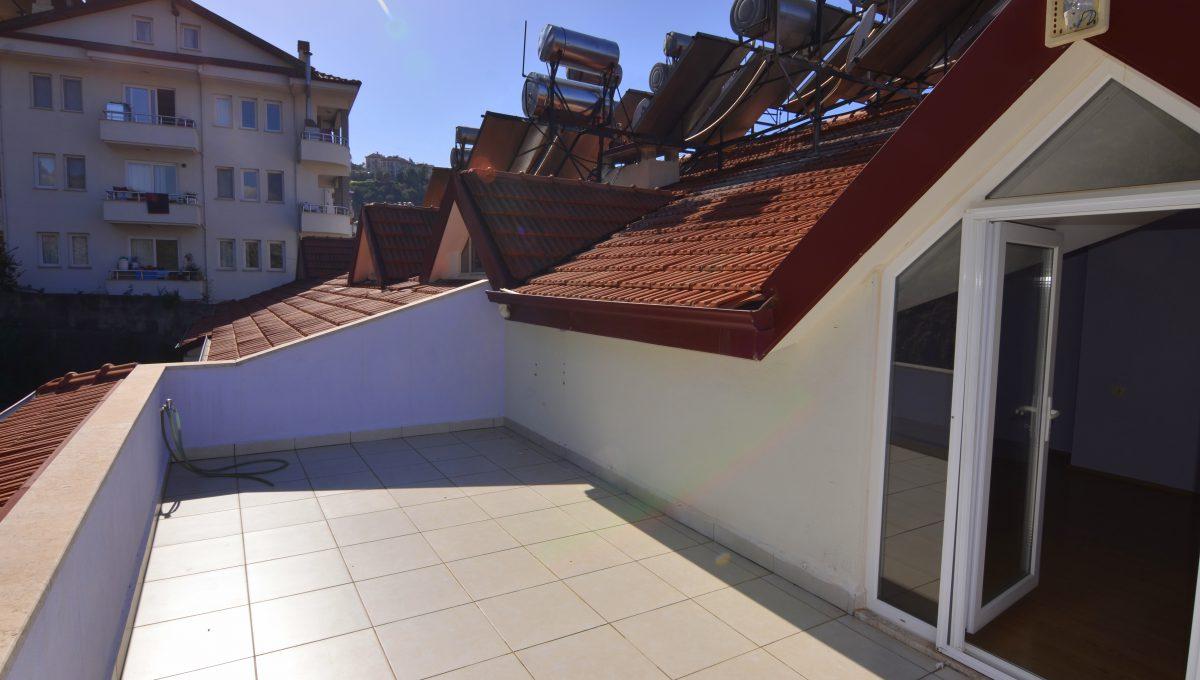 ahatta çatı dubleks daire (29)
