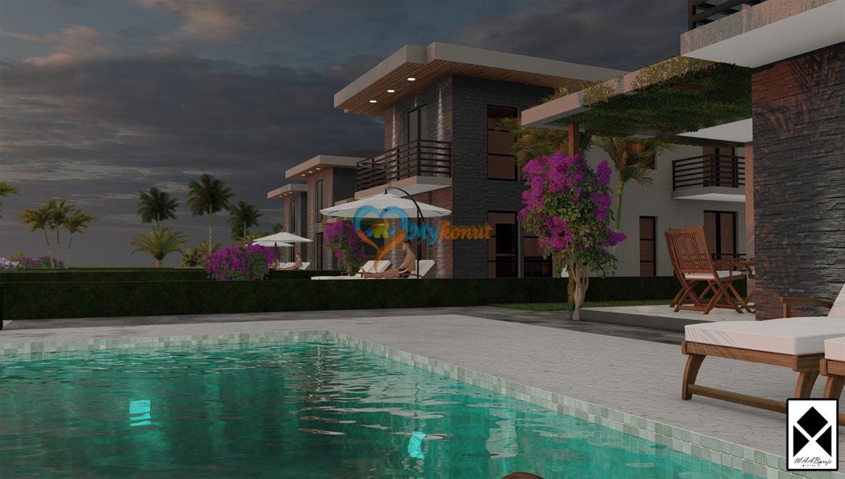 koca çalışta 4+1 müstakil villa (1)