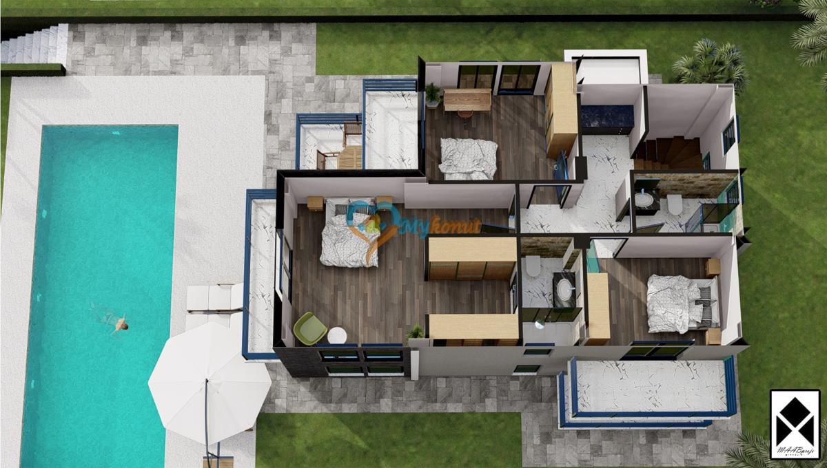 koca çalışta 4+1 müstakil villa (17)