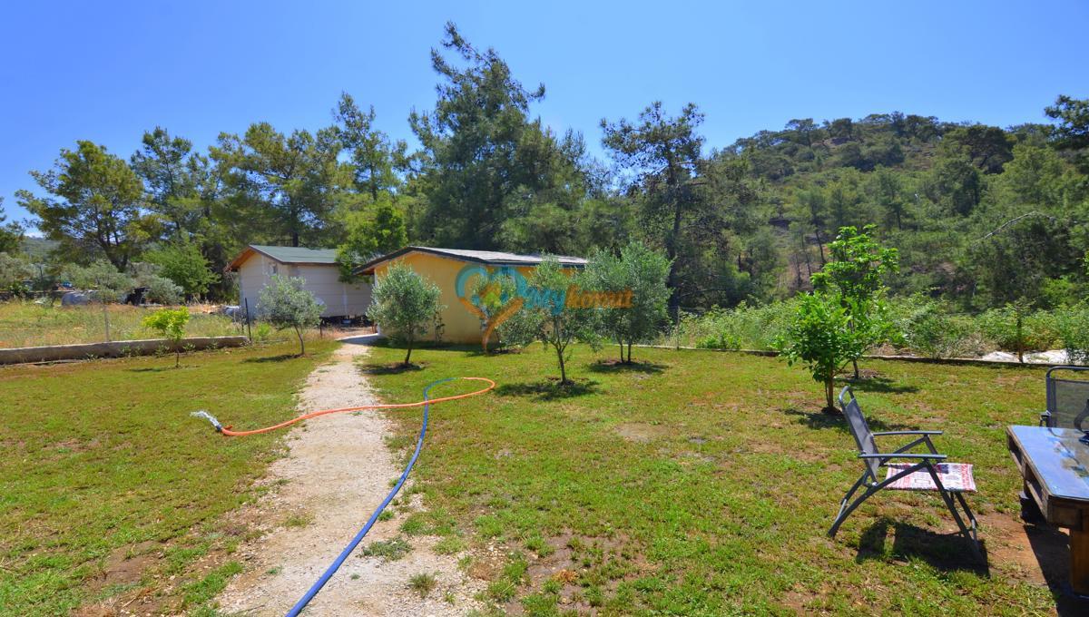 çiftlikte 3+1 bungolowlu müstakil ev (7)